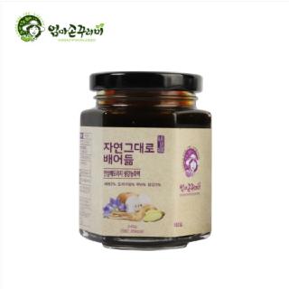 자연그대로 배도라지생강 농축액 240g(병)