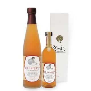 향지촌 달콤사과발효식초 500ml