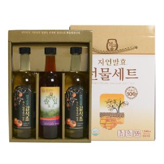 샘고을 감식초명인선물SET 2호