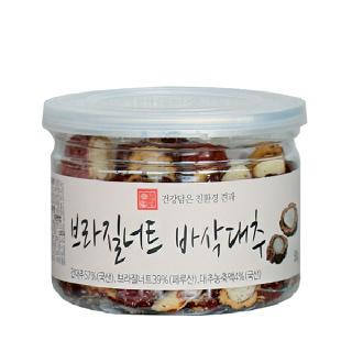 2019 햇견과 유기샘 브라질너트 바삭대추 80g