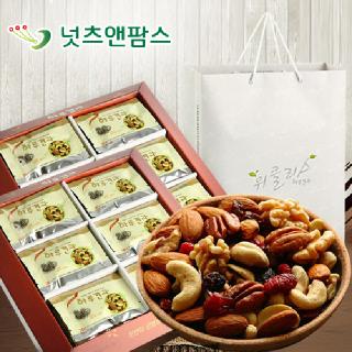 넛츠앤팜스 위클리스 하루견과 선물세트(26g x 30개입) x 2세트