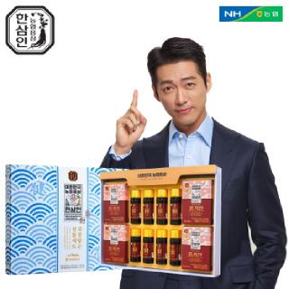[농협홍삼 한삼인] 건강담은 선물세트_1세트 +쇼핑백