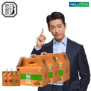 [농협홍삼 한삼인] 홍삼헛개_70mlX20포_3세트 +쇼핑백