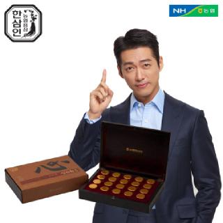 [농협홍삼 한삼인] 심의환_3.8gX20환_1세트 +쇼핑백