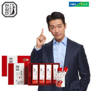[농협홍삼 한삼인] 홍삼정스틱네이처_10mlX28포_2세트 +쇼핑백