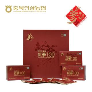[충북인삼농협]홍삼100 70ml*30포