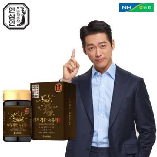 [농협홍삼 한삼인] 더정직한녹용정_180g_1세트 +쇼핑백