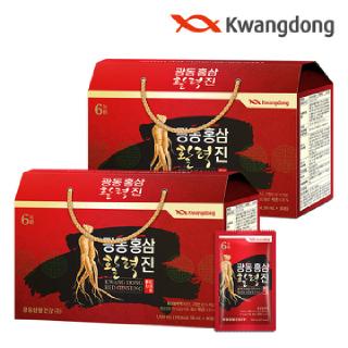 광동 홍삼 활력진 30포 2세트