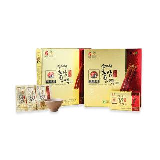 [백제금산인삼농협] 6년근 홍삼진액골드 (70ml*30포)[추석특가]