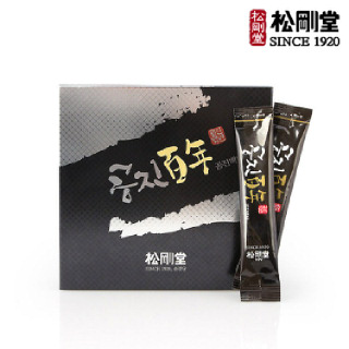 송강당 공진백년 (10g x 30포) + 쇼핑백