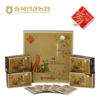 [충북인삼농협]홍삼과 헛개나무 70ml*30포