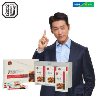 [농협홍삼 한삼인] 홍삼정스틱_10mlX30포_1세트 +쇼핑백
