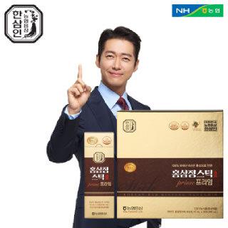 [농협홍삼 한삼인] 홍삼정스틱 프라임_10mlX30포_1세트 +쇼핑백