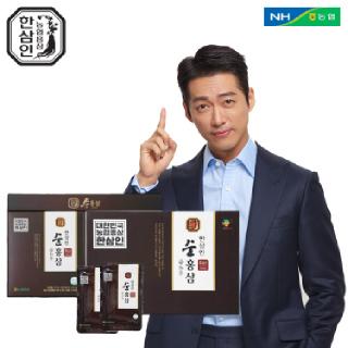 [농협홍삼 한삼인] NEW순홍삼_50mlX30포_1세트 +쇼핑백