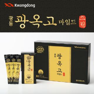 [광동] 광옥고 마일드스틱 10포x3박스 1세트