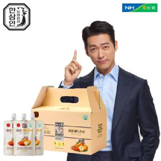 [농협홍삼 한삼인] 홍삼배도라지_70mlX20포_1세트 +쇼핑백
