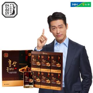 [농협홍삼 한삼인] 홍삼플러스_50mlX30포_1세트 +쇼핑백