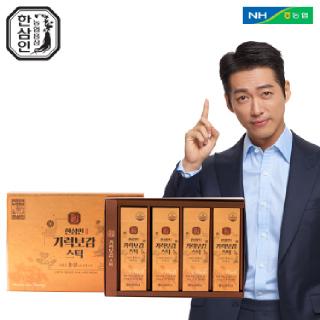 [농협홍삼 한삼인] 기력보감스틱 10mlx28포 1세트+쇼핑백