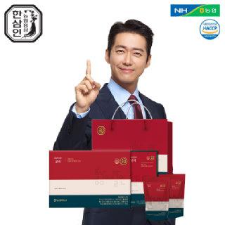 [농협홍삼 한삼인] 홍삼에달인_70mlX30포_1세트 +쇼핑백