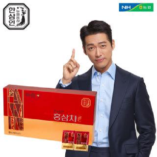 [농협홍삼 한삼인] 홍삼차골드_3gX50포_1세트 +쇼핑백
