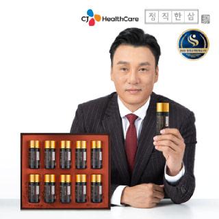 [CJ헬스케어] 이승엽의 정직한삼 정성가득 6년근 홍삼 산삼배양근