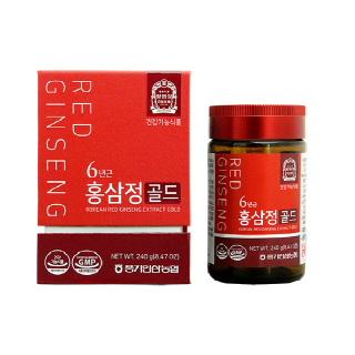 풍기인삼농협 6년근 홍삼정 골드 240g