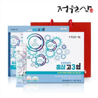 [정원삼] 홍삼 고3업 (10g x 30포) 청소년 홍삼스틱