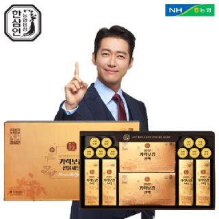 [농협홍삼 한삼인] 기력보감 선물세트_1세트 +쇼핑백