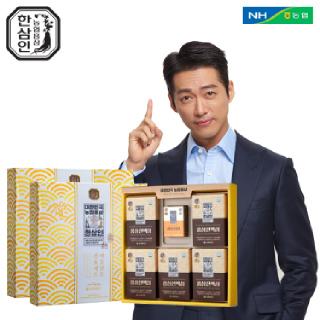 [농협홍삼 한삼인] 마음담은 선물세트_2세트 +쇼핑백