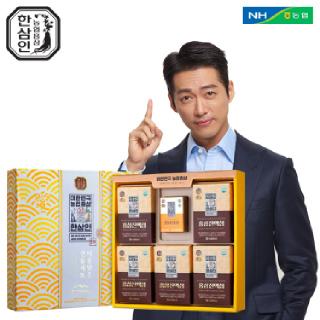 [농협홍삼 한삼인] 마음담은 선물세트_1세트 +쇼핑백
