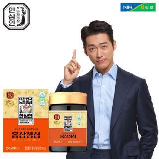 [농협홍삼 한삼인] 홍삼정심_100g_1세트 +쇼핑백
