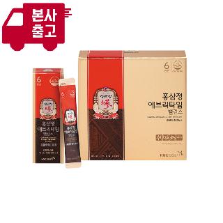 [정관장] 쇼핑백증정 / 홍삼정 에브리타임 밸런스 10ml*30포 (30일분)