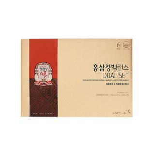 [정관장 본사출고] 쇼핑백증정 / 홍삼정밸런스 듀얼세트