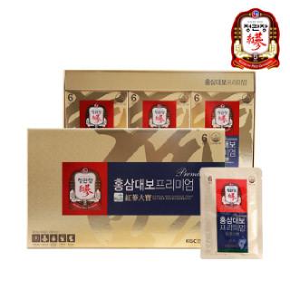 [정관장] 홍삼대보 프리미엄 40ml x 30포