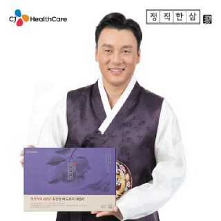 [CJ헬스케어] 이승엽의 정직한삼 정성가득 6년근 홍삼정 배도라지 데일리