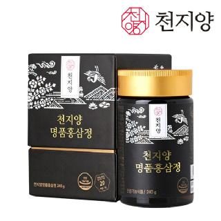 [면세점 상품] 천지양 명품 홍삼정 240g x 1병