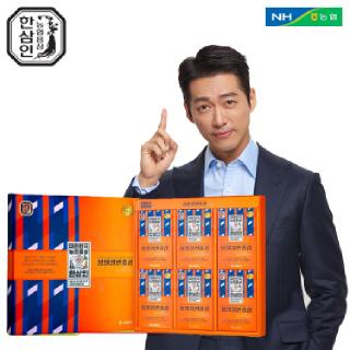 [농협홍삼 한삼인] 봉밀절편홍삼_20gX6입_1세트 +쇼핑백