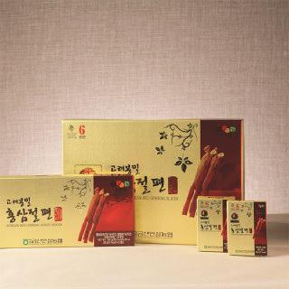 [백제금산인삼농협]6년근 봉밀홍삼절편(200g)