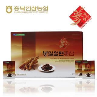 [충북인삼농협]봉밀절편홍삼 20g*10
