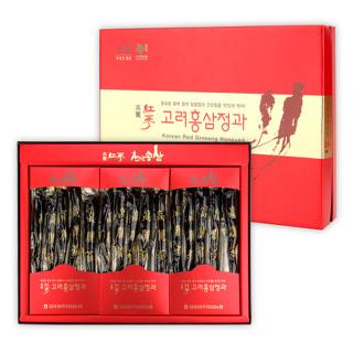 꿀에 절인 홍삼 고려 홍삼정과 450g [김포파주인삼농협]