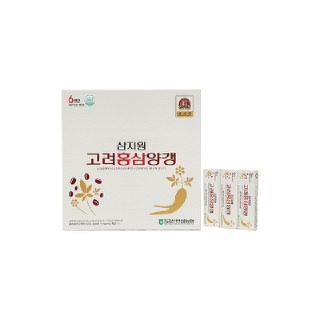 [백제금산인삼농협]고려홍삼양갱(50g*12)