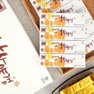 [농협] 6년근 홍삼으로 만든 홍삼양갱 50g x 12