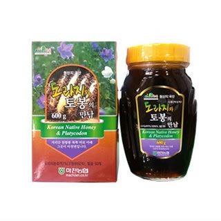 [마천농협] 도라지와 토봉의 만남(병) 600g
