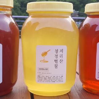 피아골미선씨 천연 아카시아꿀 2.4kg