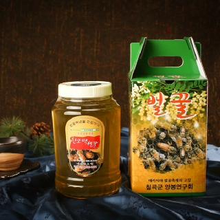 한오백벌꿀 아카시아꿀 1.2kg/2.4kg