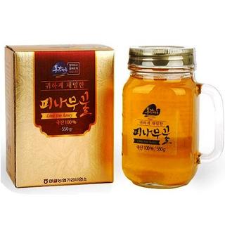 영월농협 동강마루 피나무꿀 핸들컵 550g