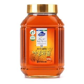 영월농협 동강마루 야생화꿀1kg