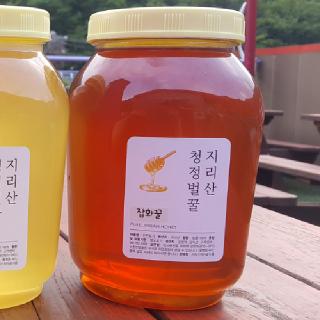피아골미선씨 지리산 천연 잡화꿀 2.4kg