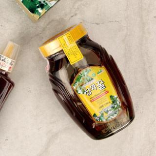 [지리산마천농협/산지직송]지리산 마천골 잡화꿀(병) 1.2kg
