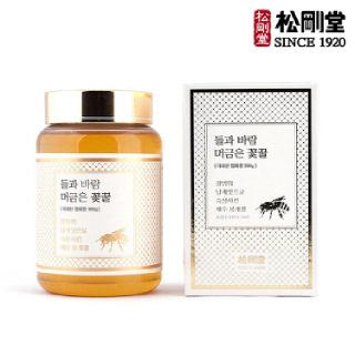 송강당 들과 바람 머금은 꽃꿀 580g + 쇼핑백